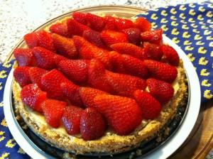 GF StrawberryTorte