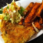 Plate_Fish Baked Fry_WCNCTV_2.18.2016