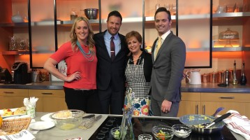 Peppers and Eggs Recipe on FOX 46 Charlotte