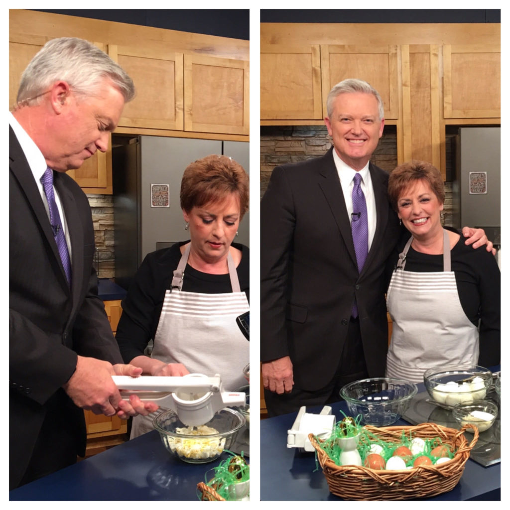 Egg Salad Recipe on WBTV / Bounce TV, Charlotte, North Carolina