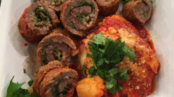 Braciole Recipe on WCNC-TV's Charlotte Today Show